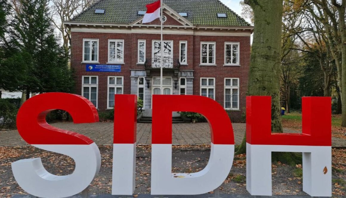 SIDH front